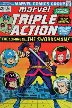 Marvel Triple Action #13
