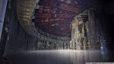 22. Russian military rocket factory    -The 33 Most Beautiful Abandoned Places In The World