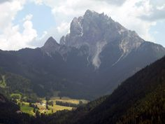Il Picco di Vallandro (Durrenstein).