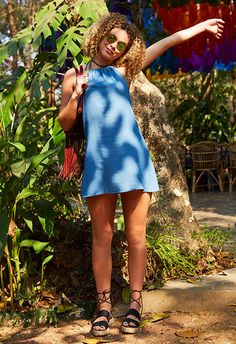 """I tend to dress to suit my mood so outfit planning for a whole week or two of holidaying is kind of difficult! But plenty of easy breezy beach dresses is a good place to start. Asos Fashion, Fashion News, Boho Outfits, Trendy Outfits, Cute Summer Outfits, Cute Outfits, Beach Dresses, Spring Summer, Spring Style"