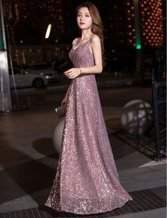 1930s Style Stunning in Sequin Evening Dress. Teresa · plus size evening  gowns 3fea1101714a
