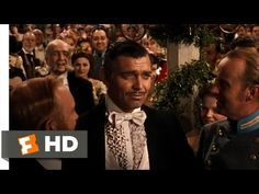 Gone with the Wind (2/6) Movie CLIP - Bidding for Scarlett (1939) HD - YouTube