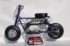 Taco Frijole Super Bee Mini Bike | MonsterMarketplace.com