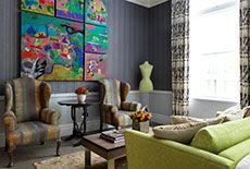 Covent Garden Hotel - Fodor's 100 Hotels 2014