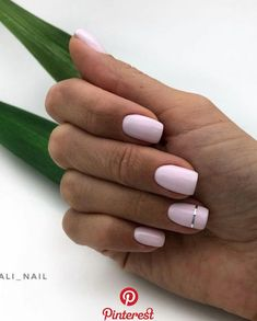 Semi-permanent varnish, false nails, patches: which manicure to choose? - My Nails Cute Acrylic Nails, Cute Nails, Pretty Nails, Perfect Nails, Gorgeous Nails, Fabulous Nails, Shellac Nails, My Nails, Short Nails