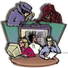 que es un spyware: es un software que recopila información de un ordenador y después transmite la información a una unidad externa sin el consentimiento del  propietario.