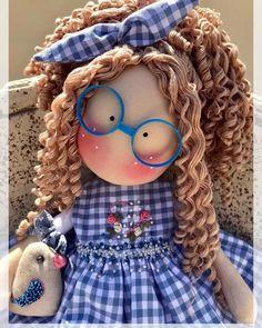 Diy Crafts Hacks, Diy And Crafts, Tilda Toy, Sewing Toys, Diy Doll, Fabric Dolls, Doll Patterns, Fashion Dolls, Doll Clothes