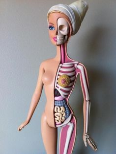 This is a Barbie that I can relate to. :)
