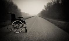 Free Photo: Wheelchair, Lonely, Physical - Free Image on Pixabay - 567810