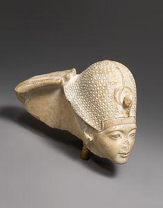 Head of Tutankhamun - ca. 1336–1327 B.C.