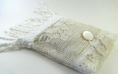 White Lace by Norma on Etsy