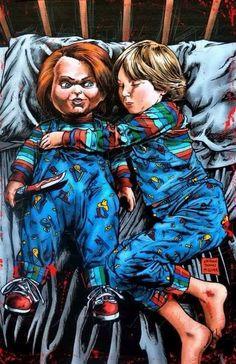 Childs Play (1988) fan art