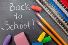 """Back to School"" and how to make it go smoothly!  #School #Classroom #Stationery #Playground #Children"
