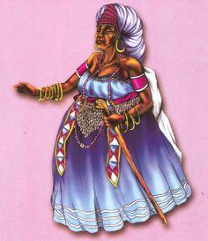 """Nanã Buruquê """"Salve Nanã, Salve Senhora das Águas.. Salve Nanã que já chegou de Aruanda. Salve Nanã na sua força e bondade. Salve Nanã Cacurucaia de Umbanda."""" Sincretizada a Santana, a avó de Jesus Cristo é um dos Orixás menos conhecidos e evocados..."""