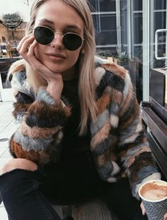 fur and circle shades @dcbarroso