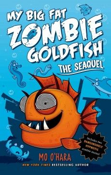 J FIC OHA. Collects two new stories featuring Tom and his zombie goldfish, Frankie, including Frankie confronting a super-electric zombie eel and rescuing Tom's school play.