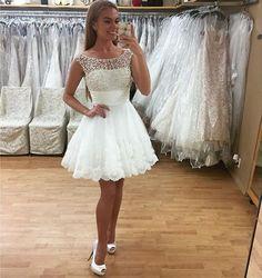 Short homecoming dress S053