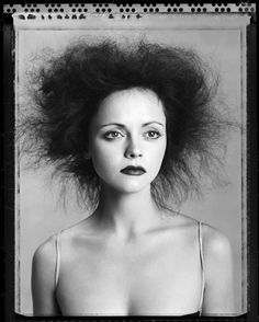 christina ricci.  She reminds me of an exotic little bug.  Love her.
