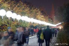 9. November 2014 im Mauerpark