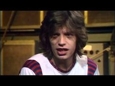 Mick Jagger & Keith Richards on The Old Grey Whistle Test in the 70's - YouTube