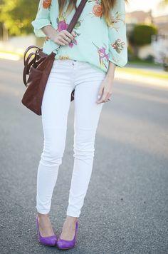 Love pastels!