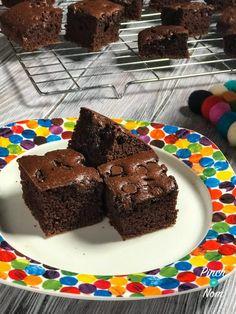 Low Syn Chocolate Brownies
