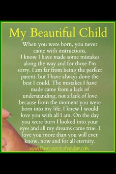My beautiful children, you are my world! :)