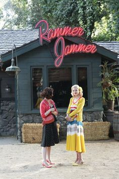Still of Jaime King and Kaitlyn Black in Hart of Dixie