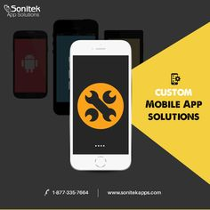 Don't settle with a poorly made app! Get a custom mobile app that is made specifically for your business. #Apps #MobileMarketing #MobileBusiness #mCommerce