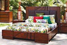 Sana King Bed Frame by Insato Furniture