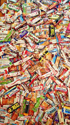 250  Snack Bars