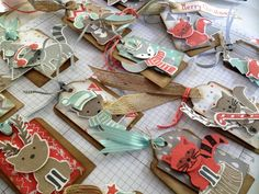 A Stampin' Up independent demonstrator who loves scrapbook and papercraft and being a designer in Cleveland Ohio