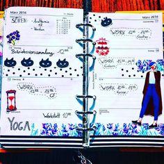 Meine aktuelle Woche  Zum ersten Mal eins meiner neuen la dolce vita sticker verwendet  #ladolcevitasticker #shinzikatoh #cats #stickynotes #stationery #filofax #filofaxdeutschland #planner #plannerlove #planneraddict by girlwithwolf