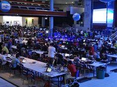 Campus Party é aberta no Recife com desafio de tornar o Brasil mais digital