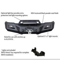 Accesorios Para Trocas Ford F150 >> Fabricacion de defensa y accesorios para el mundo 4x4 ...