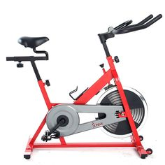Indoor Exercise Cycling Bike Upright Top Seller Best Pricing This Beautiful Portable Fitness Machine Will Melt Away Calories Fat Like Butter Quiet Smooth Chain Drive Makes Spinning Simple Eassy Fun * Details can be found by clicking on the image. Cardio Equipment, Cycling Equipment, Fitness Equipment, Training Equipment, Indoor Cycling Bike, Cycling Bikes, Best Exercise Bike, Spin Bikes, Road Bikes