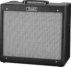 Fender Blues Junior Iii Amplificador Valvular 15 Watts 12