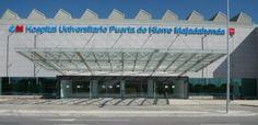 Imagen del nuevo hospital Puerta de Hierro