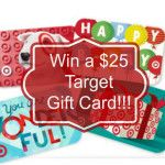 With summer just days away, I wanted to help you beat the heat with a $25 Target Gift Card! Good luck and thank you for following Kicking it with Kelly! Entry-Form