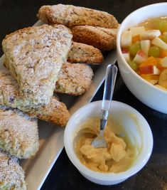 Best of Bridge Scones. You can substitute any fruit or they are fabulous plain! :)