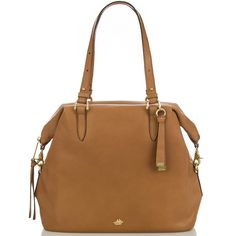"""Delaney Tote Tan Charleston.  I would want it in """"Dusk"""" though. $395"""