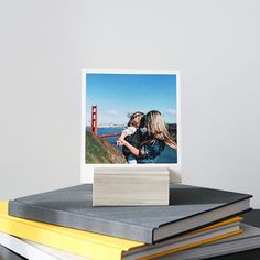 As a Brand Ambassador for @artifactuprsng, I'm so pleased to share some of my favorite Mother's Day gift ideas with you.  I love the wood block + photo prints.