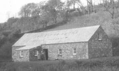 Solva Mill in the 1920s  Haverfordwest, Pembrokeshire #weaving #mill #UK #carpets #rugs