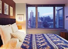 Modern Bedroom by Dorothy Draper & Company in New York City