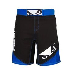 Mens MMA Boxing Quần Short Badboy Giá Rẻ MMA Kickboxing Quần Short Quần Short Thái quần short Sanda Chiến Đấu Mặc Võ Thuật 2015 New M-3XL Blue Red