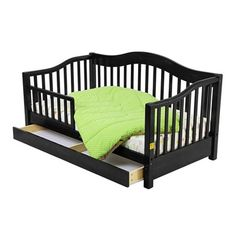 Dream On Me Toddler Day Bed--She desperately needs a toddler bed frame so she's not sleeping on a full size mattress on the floor anymore.