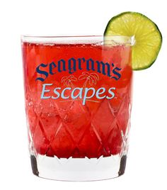 Seagram's Escapes Merry Berry Mint