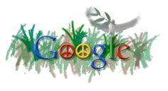 A Fake Anti-War Day Google