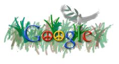 A Fake Anti-War Day Google