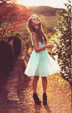 light blue outfits | light blue dress | dresses :)